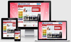 Dolunay WordPress Sohbet Teması