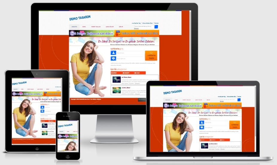 Gazelle WordPress Sohbet Teması