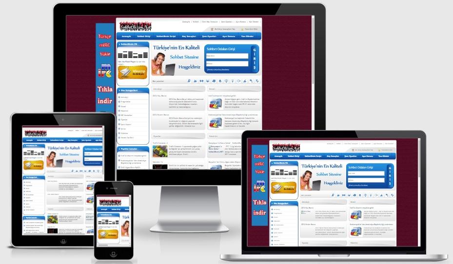 Mai WordPress Sohbet Teması
